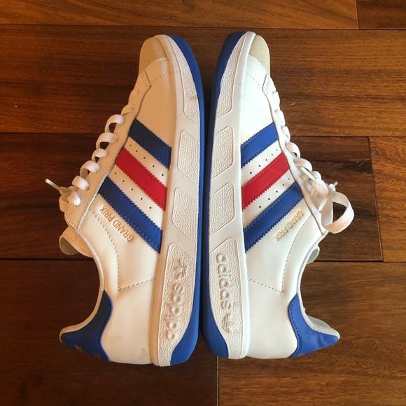 ADIDAS Grand Prix Sneakers Vintage Color
